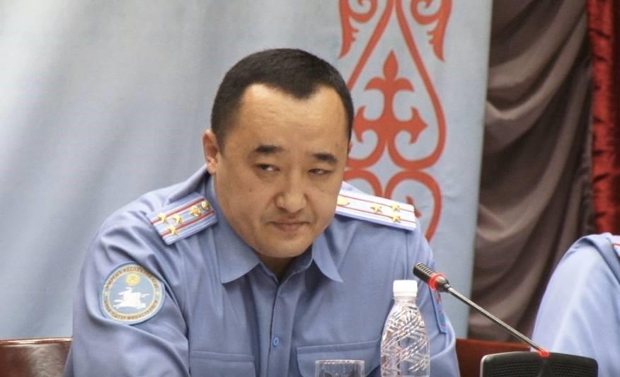 Бывший замглавы МВД подал иск против газеты «Азия Ньюс» и требует 10 млн сомов
