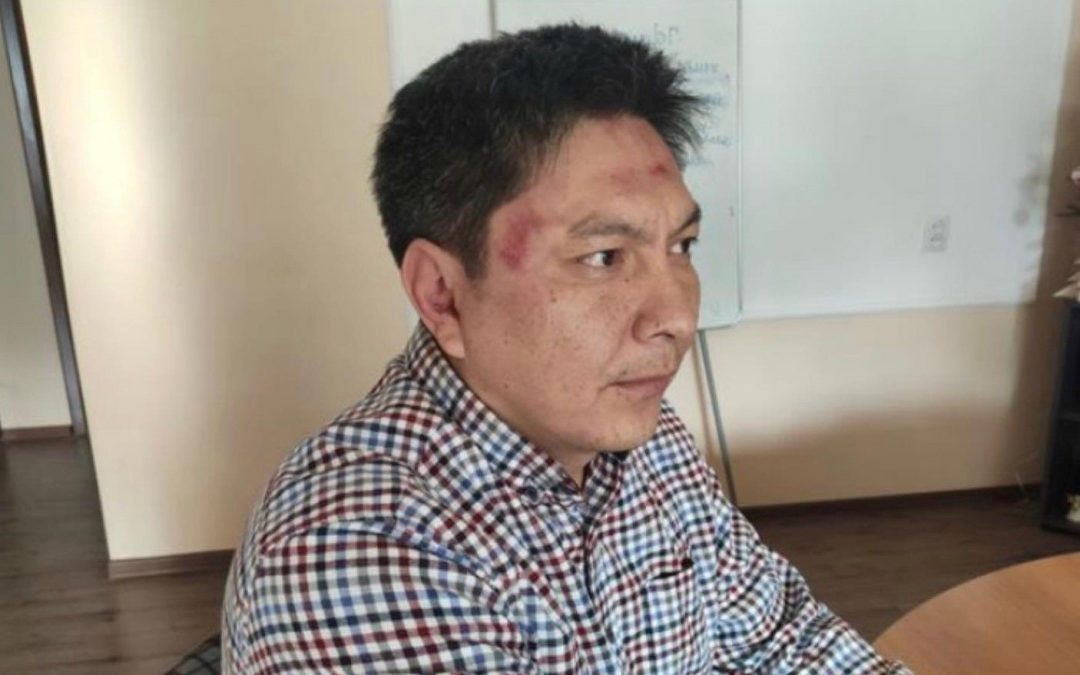 Заявление коллег Болота Темирова в связи с нападением на него.