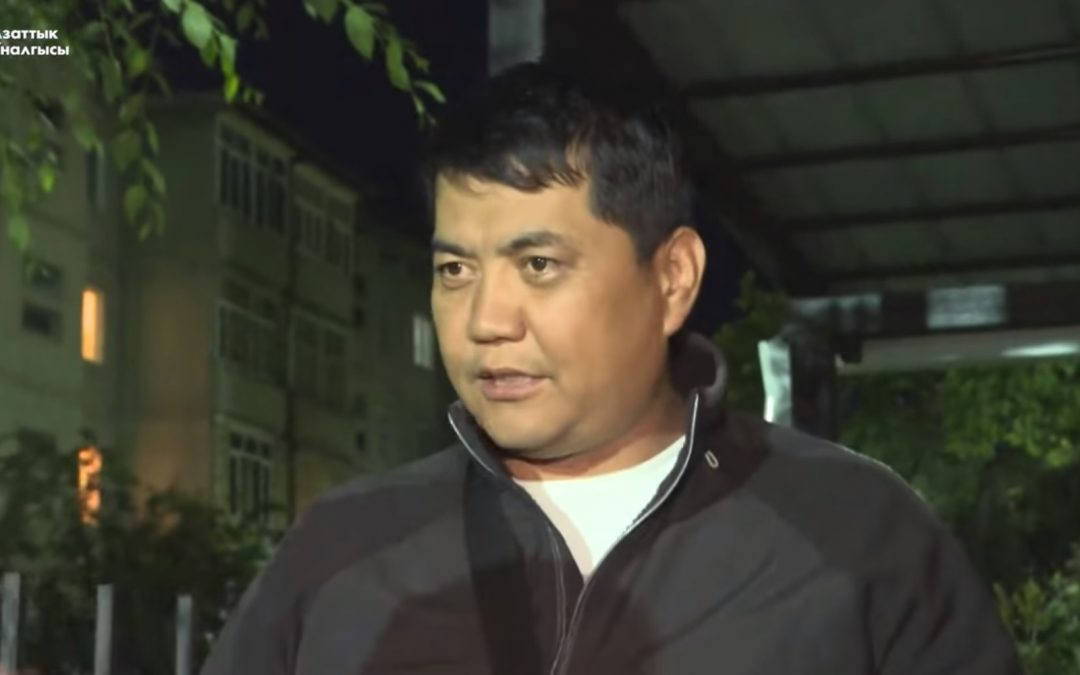 LIVE: Водителя «Клоопа» вызвали на допрос в милицию по заявлению Матраимова