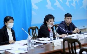 Комитет Жогорку Кенеша по социальным вопросам заслушал отчет Наблюдательного совета о работе ОТРК