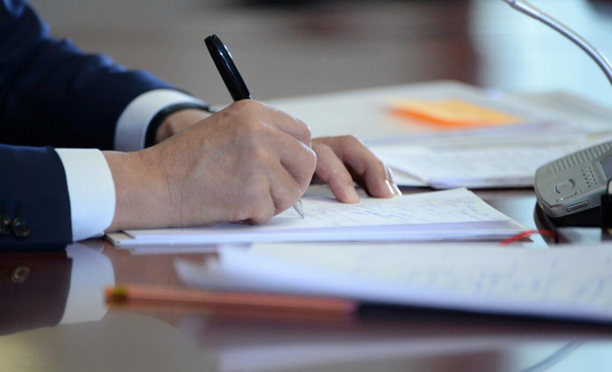 Закон о манипулировании информацией поступил на подпись президенту