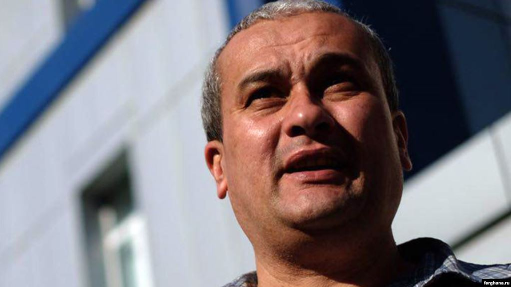 Адвокаты журналиста из Узбекистана обвиняют Генпрокуратуру в нарушениях