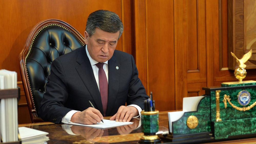 Еще один скандальный законопроект президент вернул в парламент с возражениями