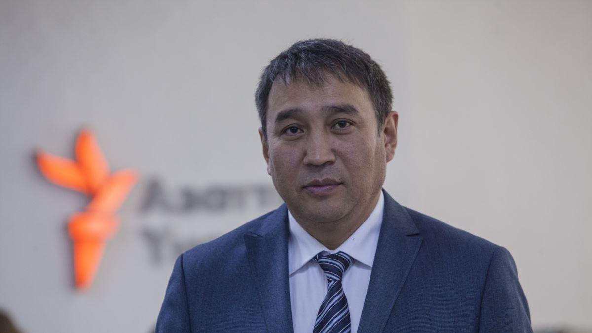 Глава пресс-центра ГКНБ Сулайманов стал гендиректором «Пятого канала»