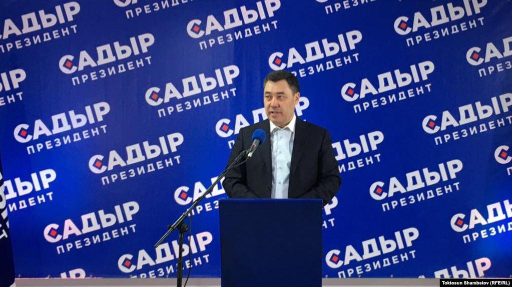 Садыр Жапаров: Я обязательно буду защищать свободу слова