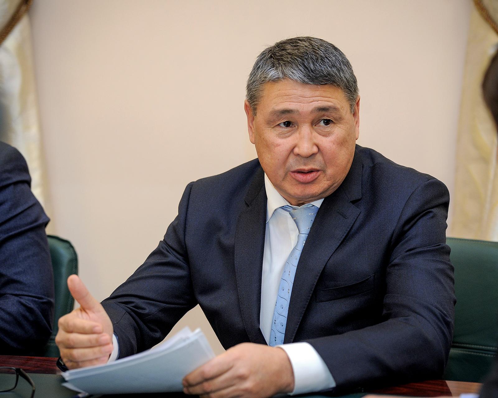 Экс-глава ОАО «Кыргызнефтегаз» пожаловался на СМИ