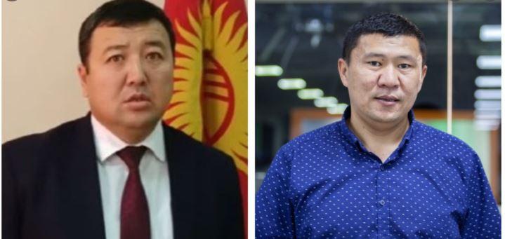 Журналиста Ыдырыса Исакова вызвали на допрос в ГКНБ Бишкека по делу экс-финполовца Токоева