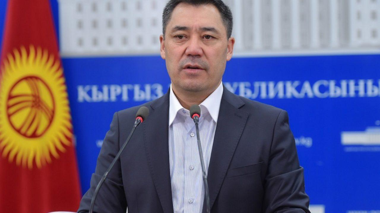 Фейки, критикующие власть, пытаются исказить общественное мнение — Жапаров