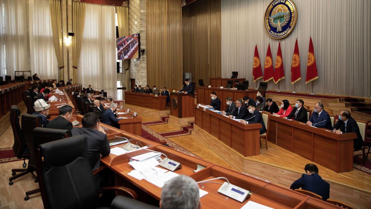 Депутаты не стали голосовать за законопроект о назначении референдума на 11 апреля