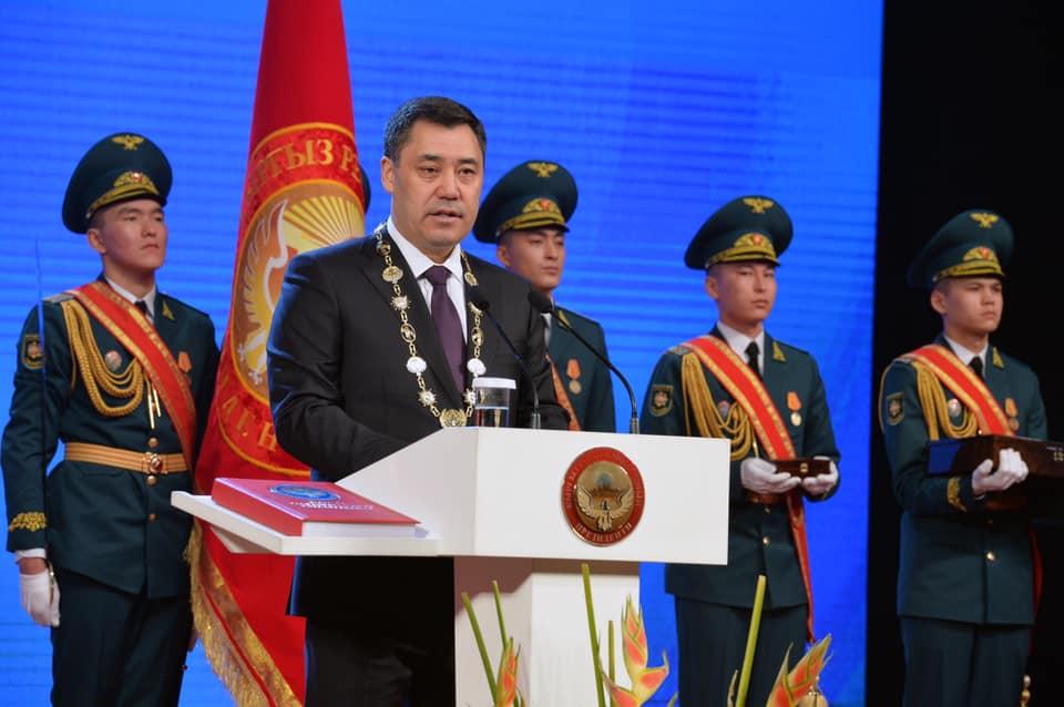 Президент подписал законопроект о референдуме по изменению Конституции