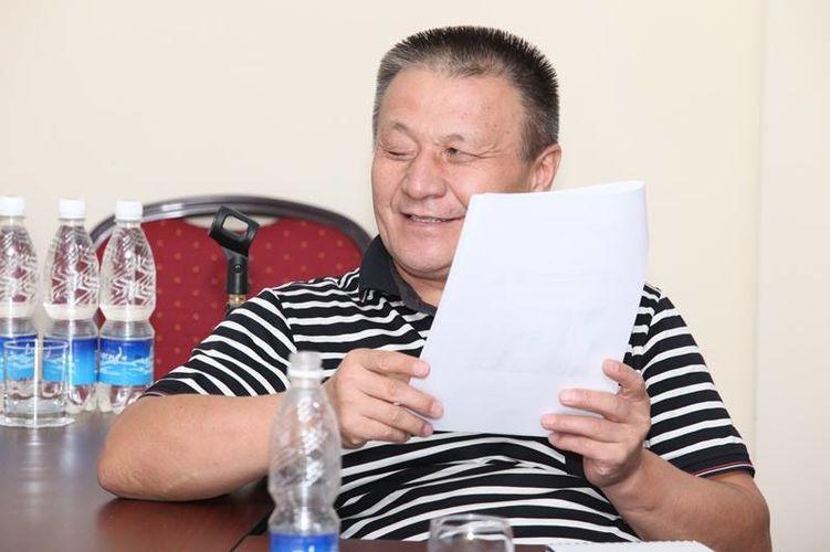 Мырзакат Тыналиев назначен директором издательского дома «Кыргыз Туусу»