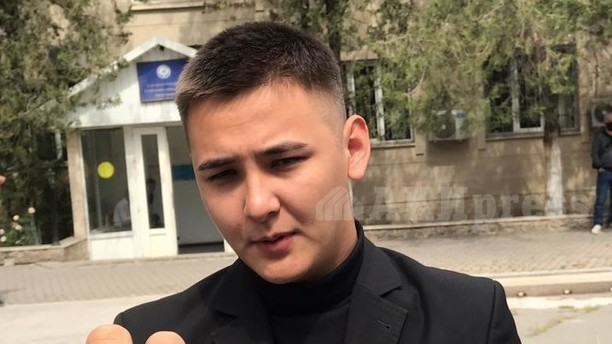 Суд над Сыдымановым. Прокуратура отказалась от обвинения