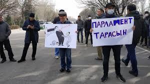 Сообщается о задержании одного из организаторов акции против принятия проекта новой Конституции
