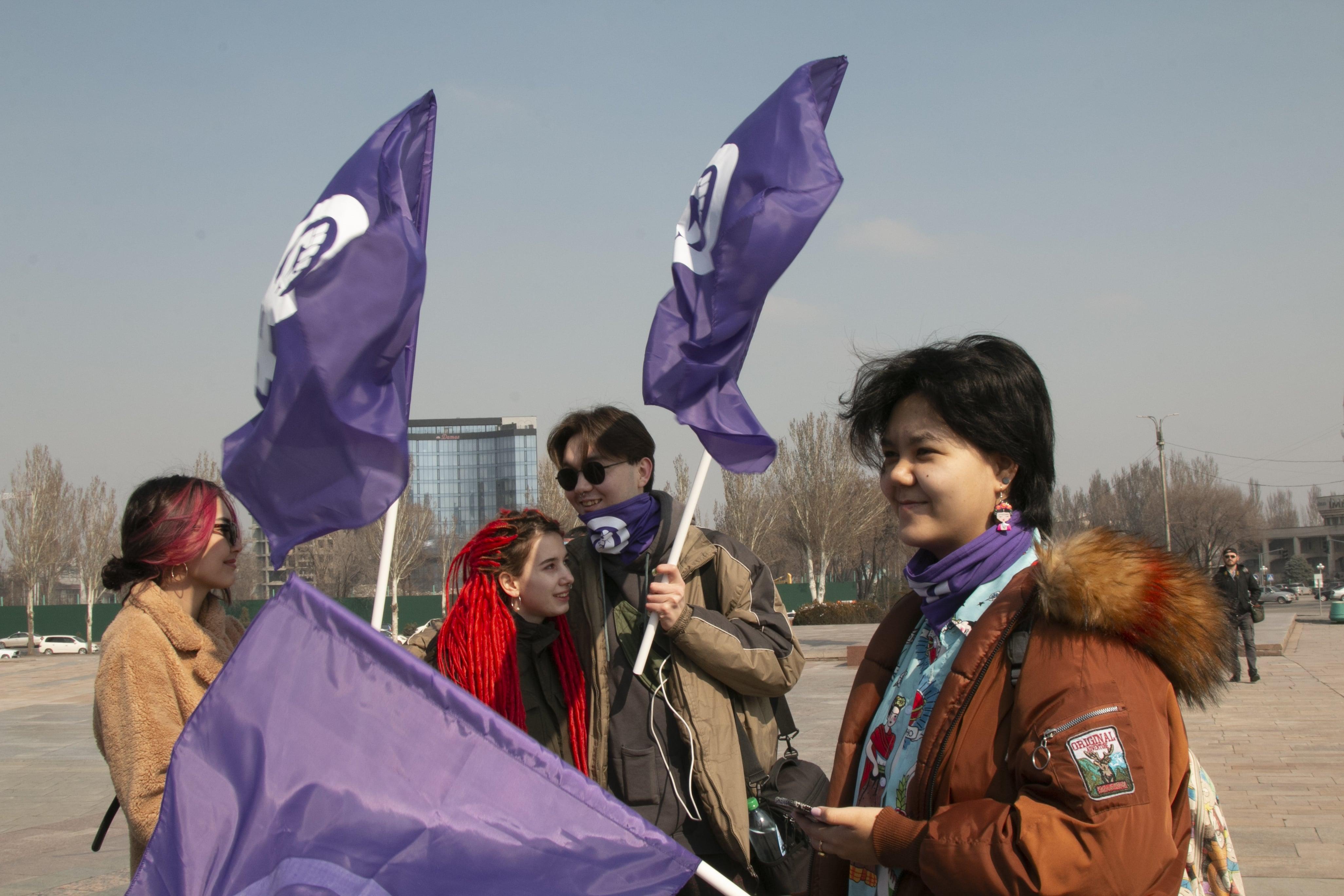 Мирному маршу за права женщин в Бишкеке — быть: активисты обжаловали решение суда, ограничивающее мирные собрания