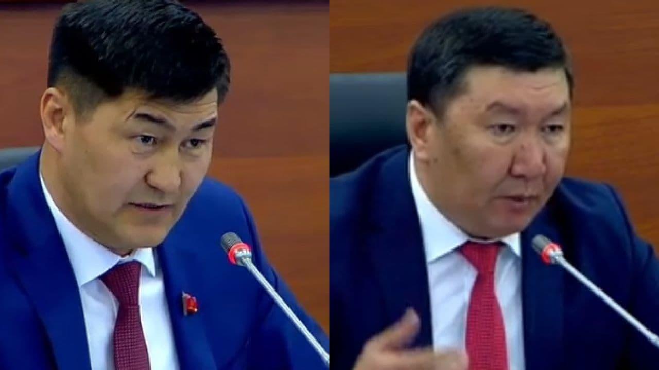 «Они растопчут кыргызские ценности и уничтожат наше государство». Депутаты Атазов и Райымкулов требуют ограничить работу НКО