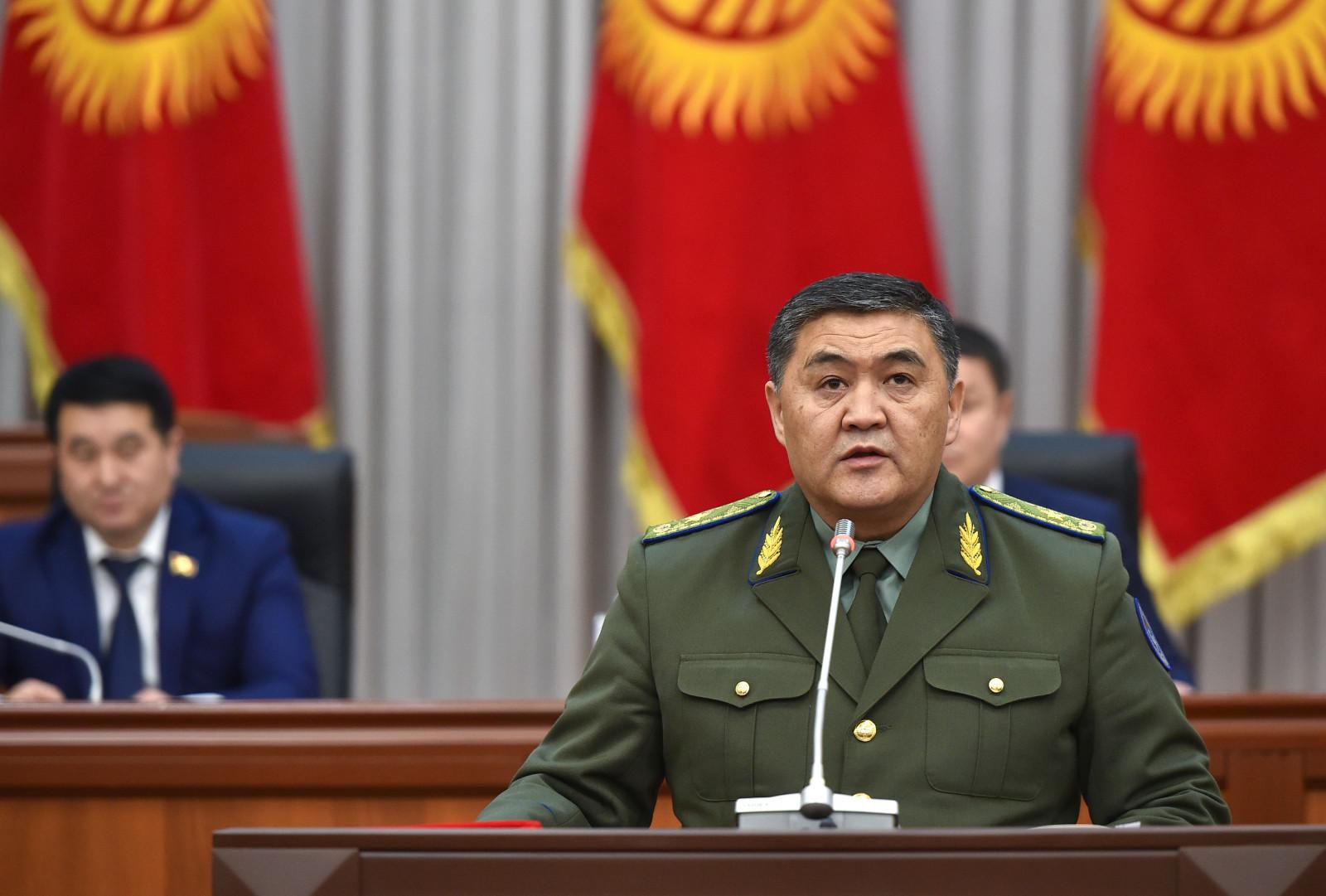 «Гнусная ложь». В ГКНБ назвали «фейком» обращение к президенту с просьбой отстранить Ташиева от должности