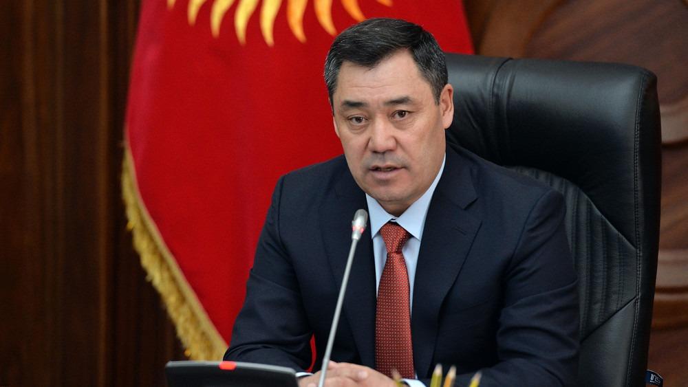 Садыр Жапаров: Я думаю, эта Конституция станет залогом развития государства