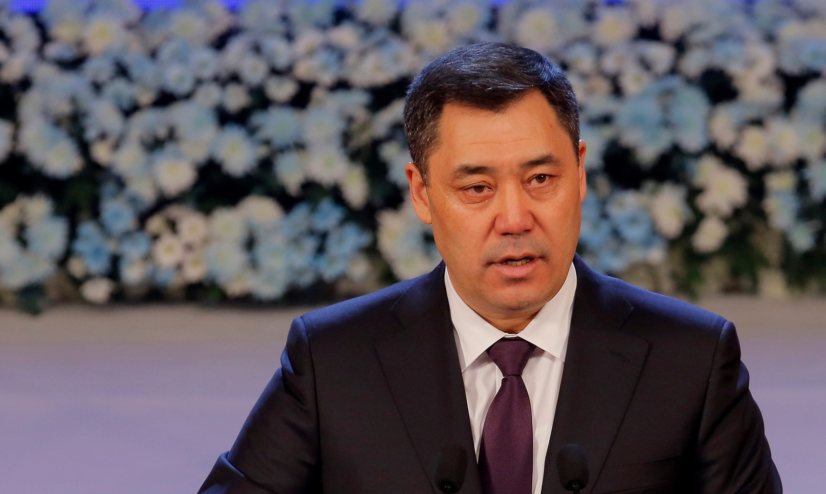 Садыр Жапаров: Народ тоже будет нести ответственность за новую Конституцию