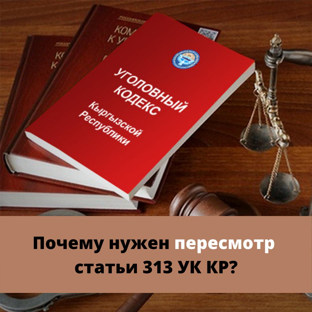 В Кыргызстане необходим срочный и серьезный пересмотр ст.313 УК КР «Возбуждение вражды»