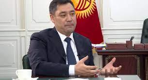 Официальные страницы президента Жапарова в Facebook и Instagram верифицированы