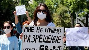 «Немного осталось, чтобы сделать шаг назад». Свобода слова в Кыргызстане под угрозой?