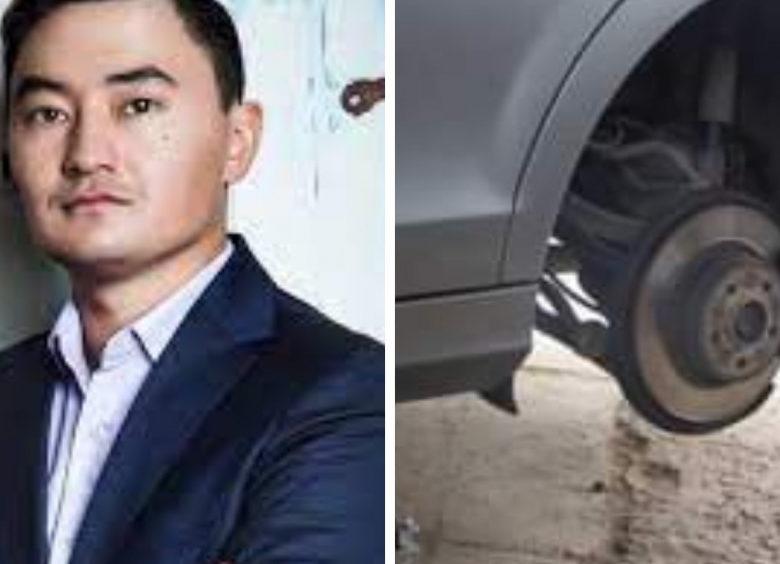 «Водители поймут, что могло случиться». Активисту Улану Усойуну открутили гайки с колеса