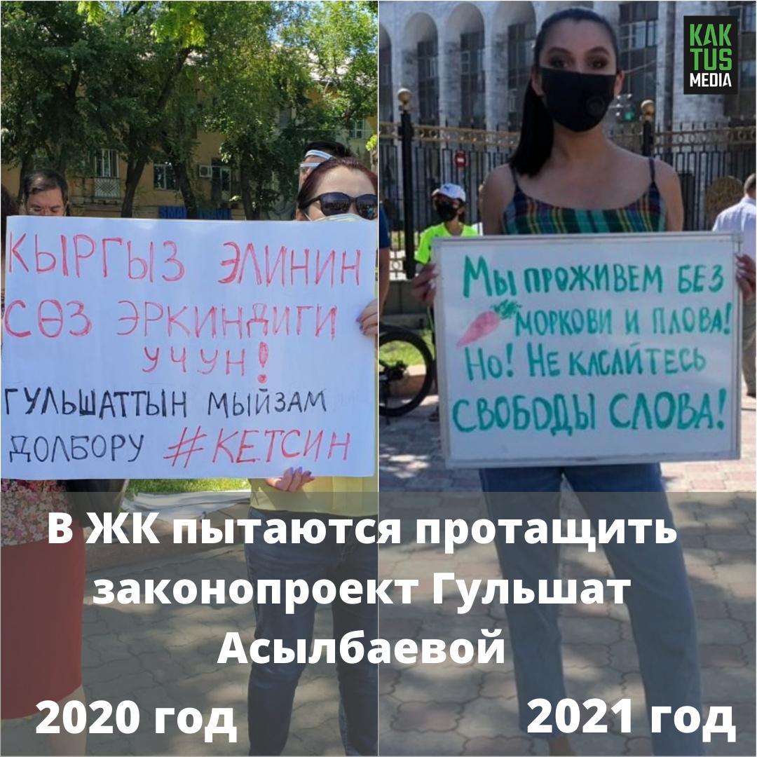 Дежавю? В Кыргызстане один в один повторяется ситуация накануне «черного июля»