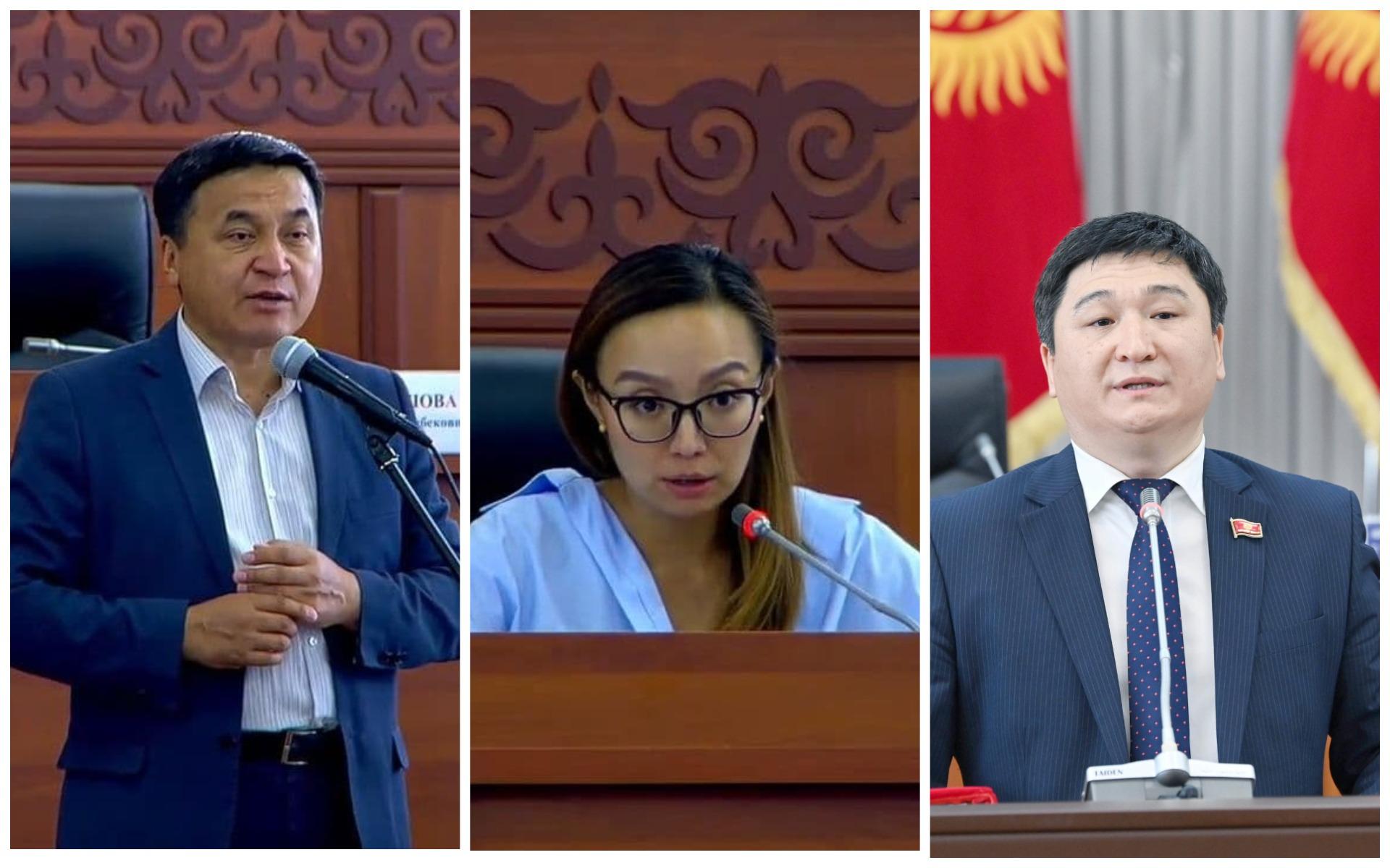 Несколько депутатов парламента заявили, что не голосовали за скандальный законопроект о защите от фейков
