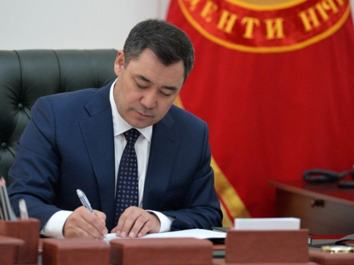 Жапаров подписал поправки в закон о некоммерческих организациях. Что это значит?