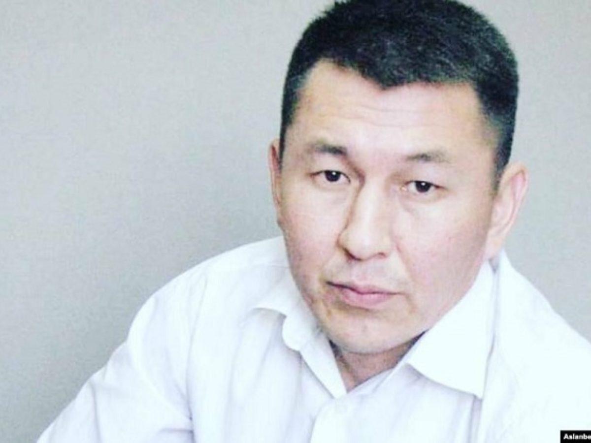 Подозреваемого в разжигании межрегиональной вражды главреда газеты «Азия Ньюс» Сартбаева допросили в ГКНБ