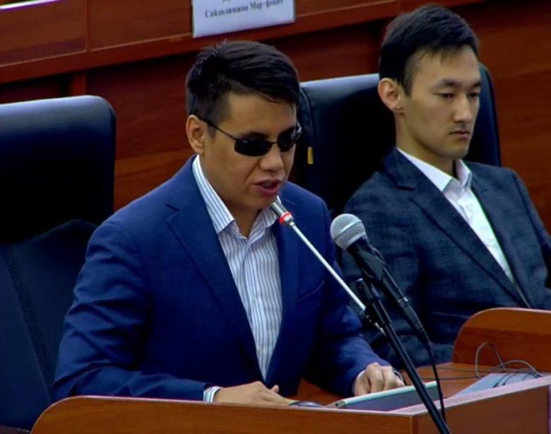 Депутат Бекешев запросил у Генпрокуратуры всю информацию по делу о прослушке активистов и политиков