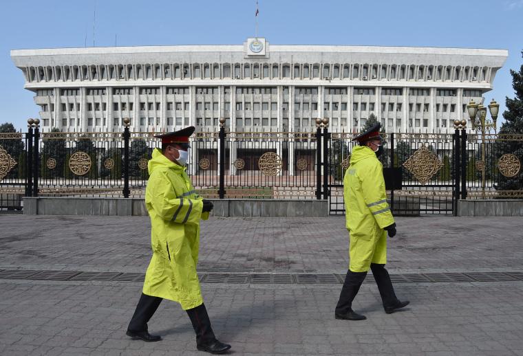 Парламент Кыргызстана одобрил закон о «ложной информации»