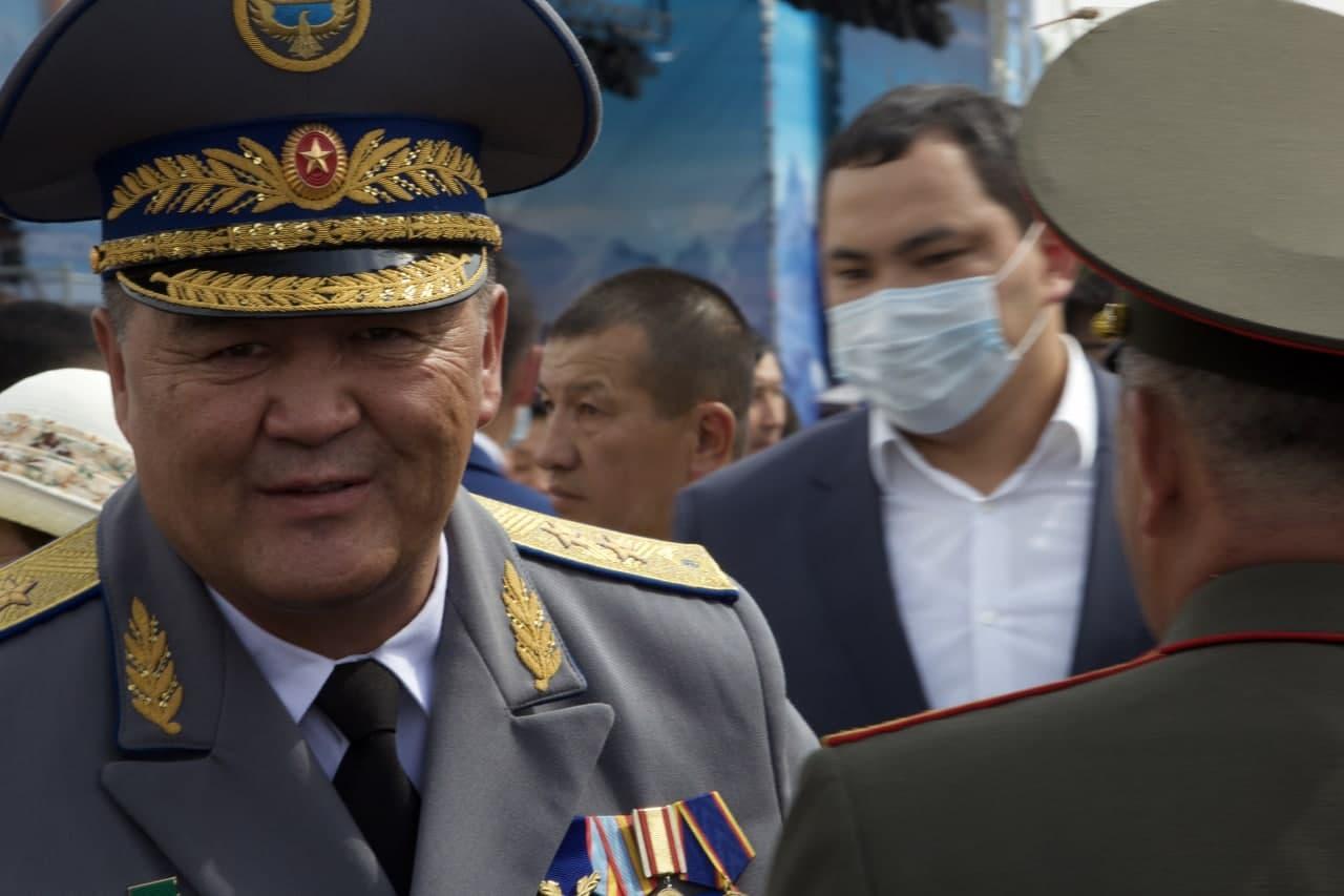 Глава ГКНБ отказался отвечать на вопросы о прослушке ряда политиков и активистов