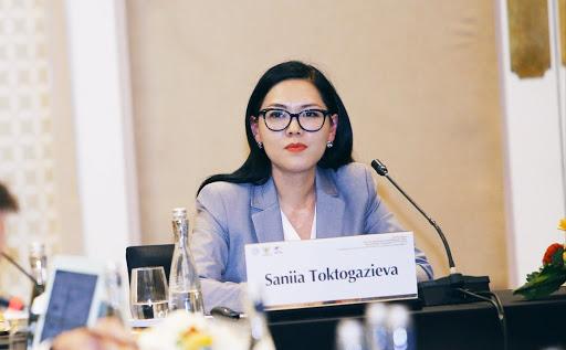 Одним постом: Сания Токтогазиева о «царстве правового хаоса» в Кыргызстане
