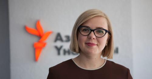 Кыргызстанка Татьяна Зеленская стала лауреатом международной премии Index on Censorship